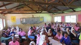 School in Kenia