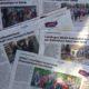 WSKO scholen met hun acties in de krant